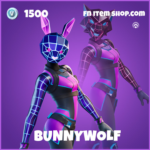 Bunnywolf Fortnite wallpapers