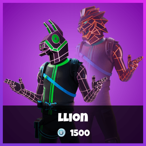 Llion Fortnite wallpapers