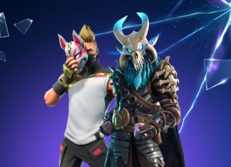 Drift Wallpapers Ragnarok Fortnite Battle Royale Outfits