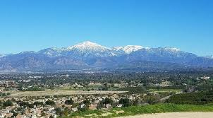 Loma Linda mountains