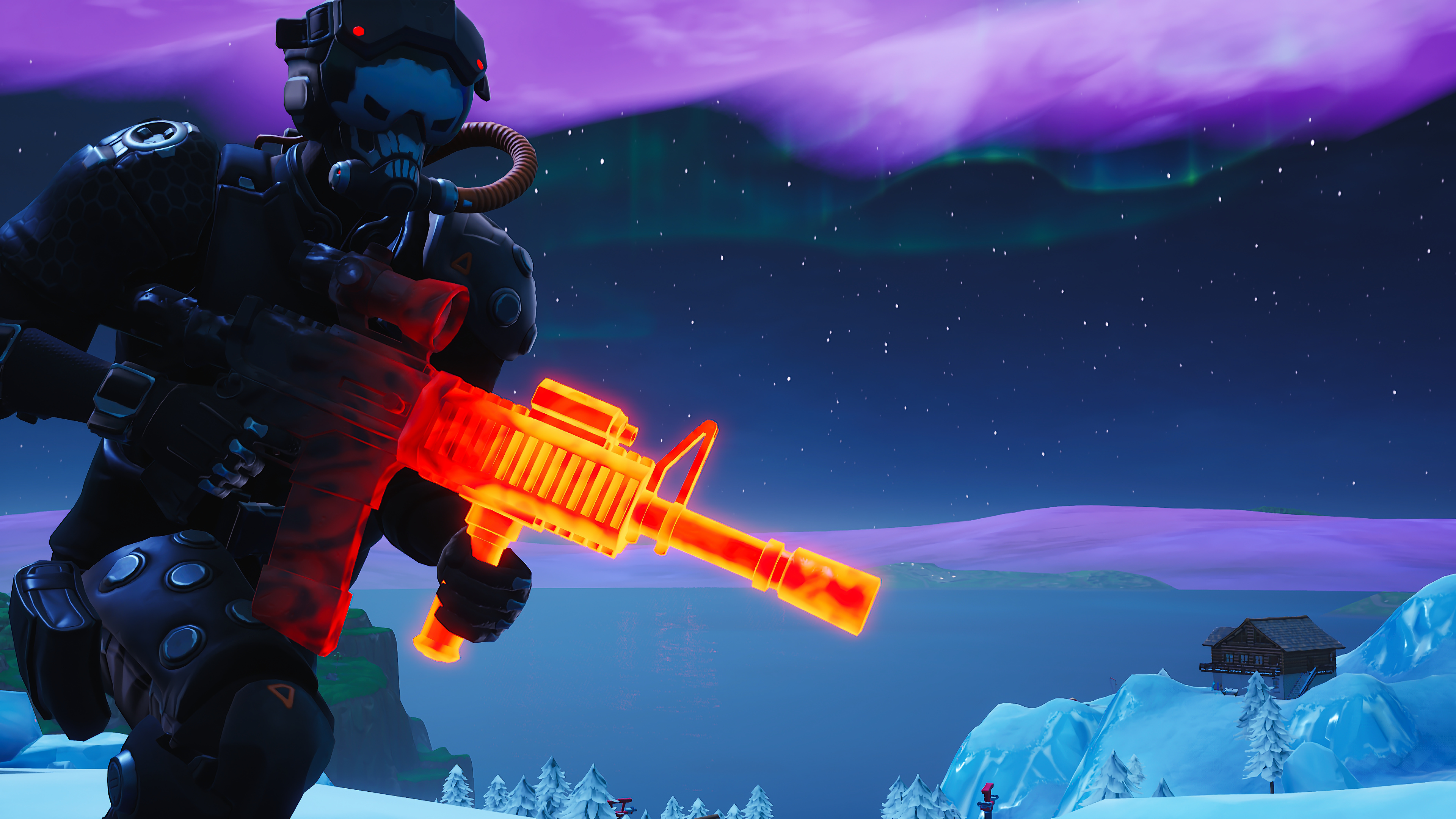 Supersonic Fortnite Wallpapers 2020 Lit It Up