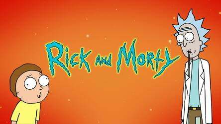 rick and morty wallpaper_trippy