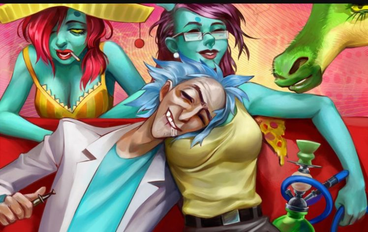 rick and morty wallpaper_wallpaper backgrounds