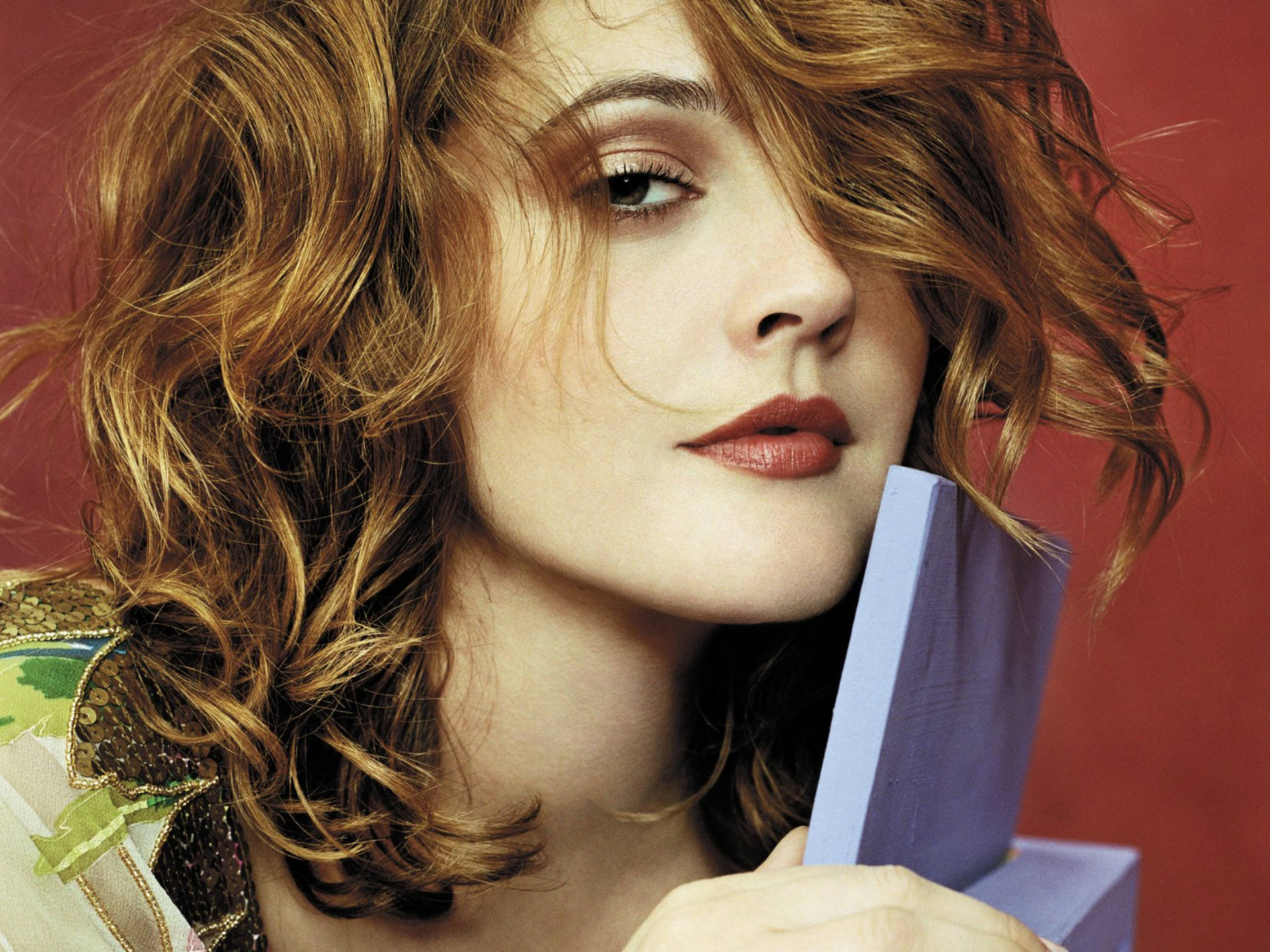 Drew Barrymore_character