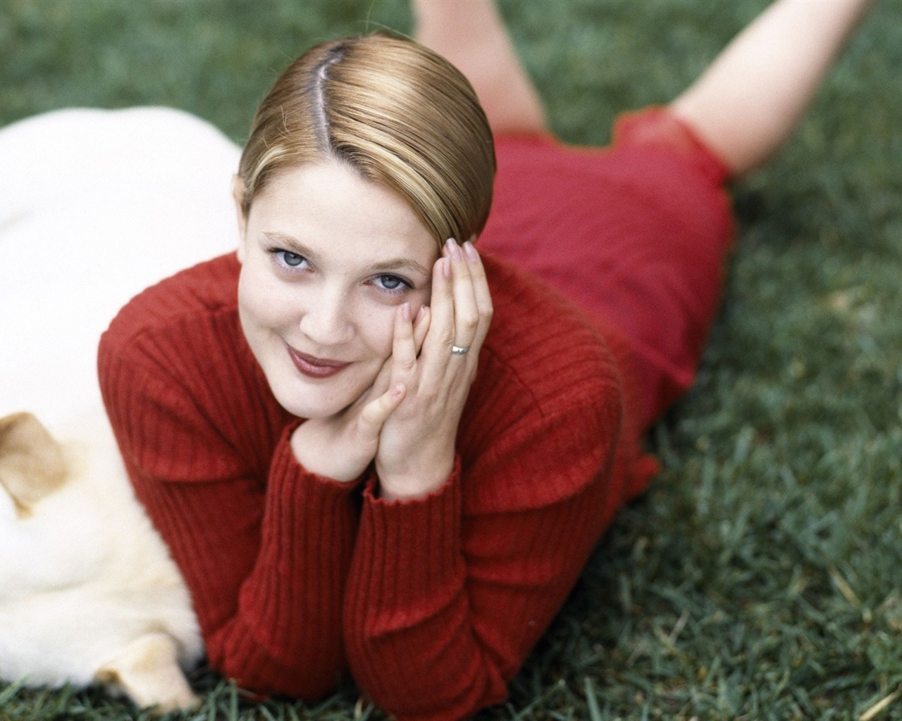 Drew Barrymore_romance