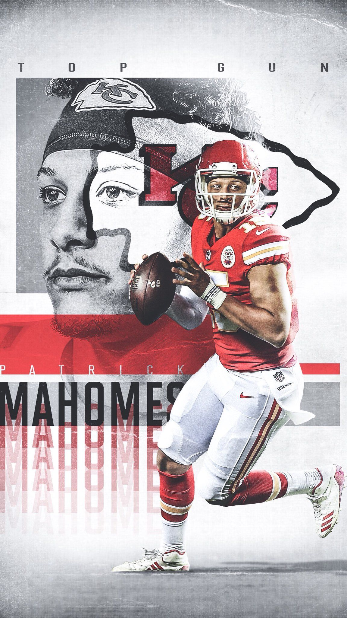 Patrick Mahomes Wallpaper_quarterback