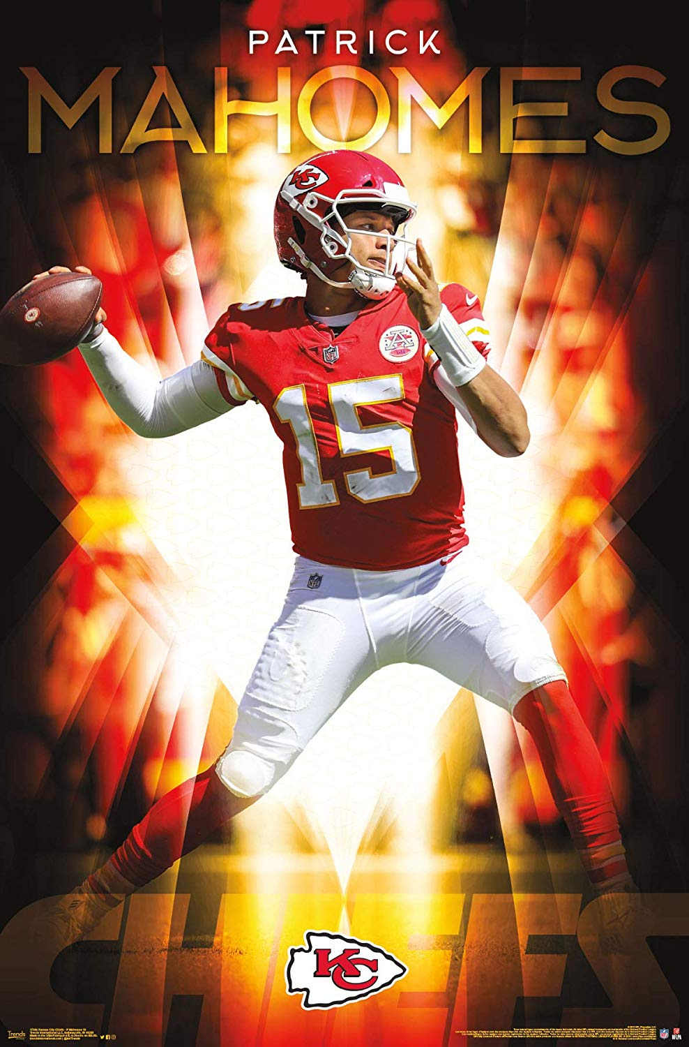 Patrick Mahomes Wallpaper_kc chiefs