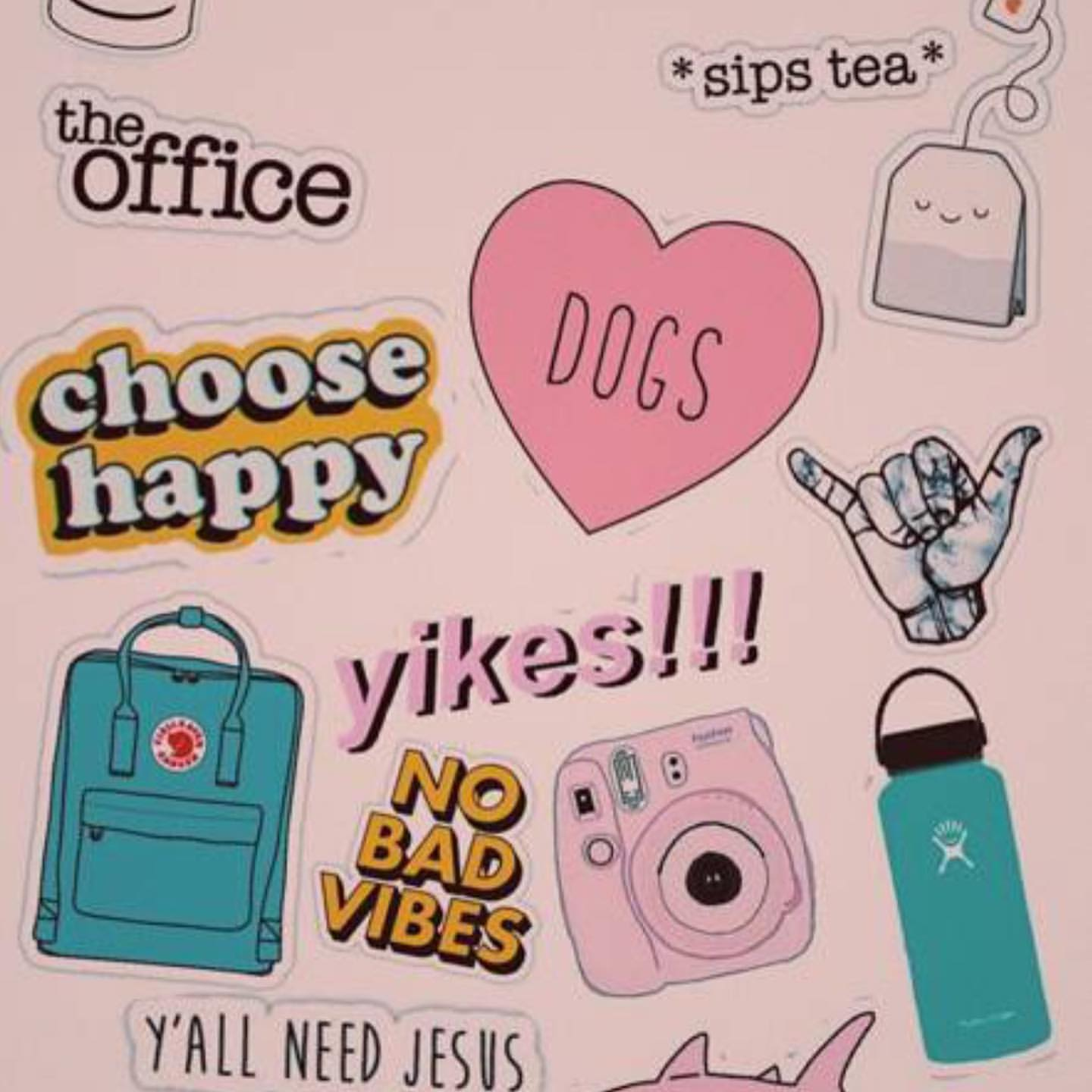 Vsco Girl Wallpaper_stickers