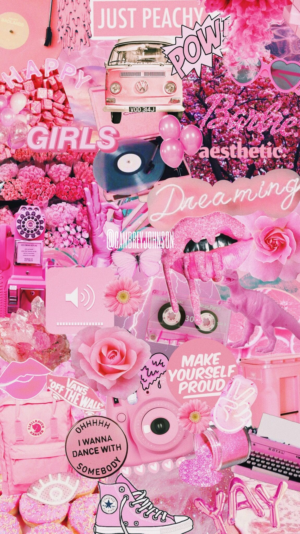 Vsco Girl Wallpaper_groovy
