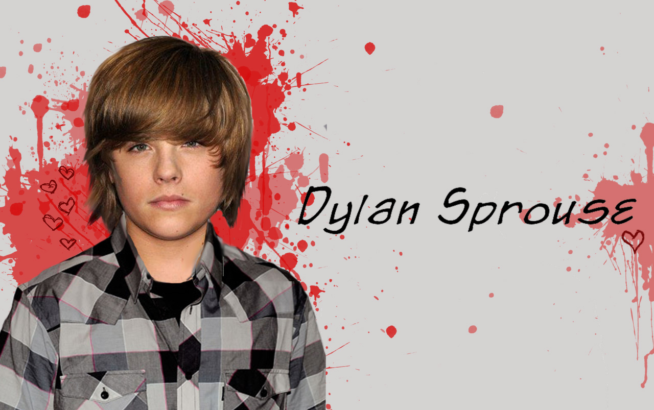 Dylan Sprouse_male model