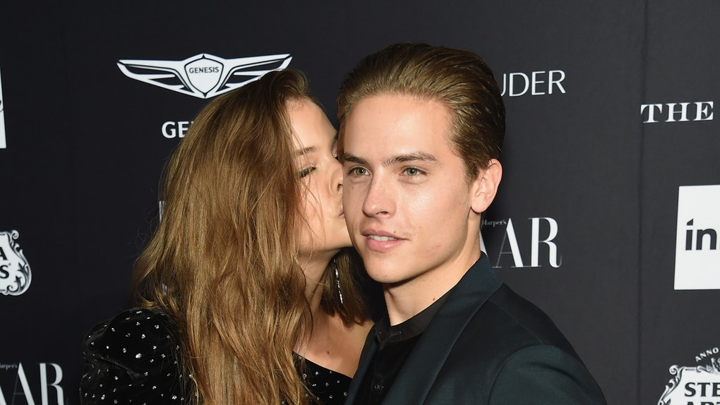 Dylan Sprouse_modelling