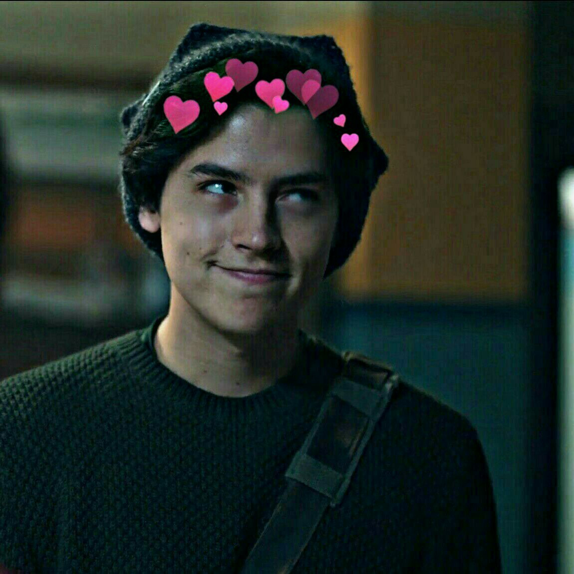 Cole Sprouse_yellow