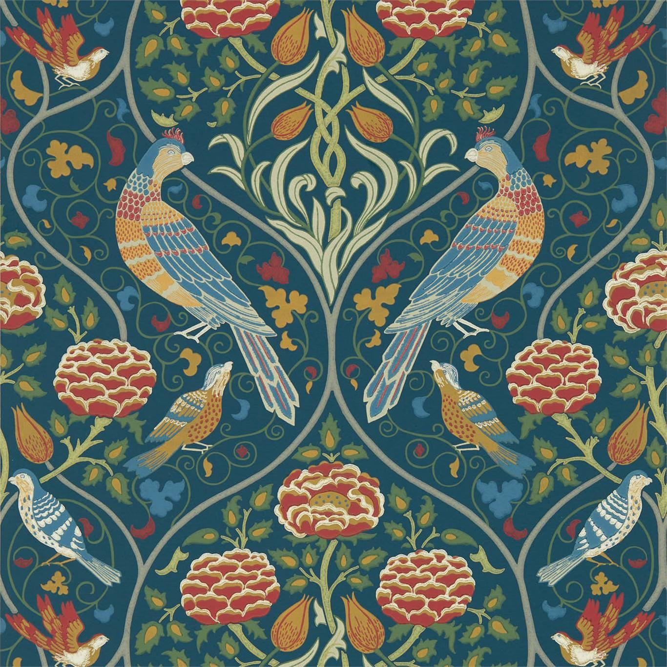 william morris_green