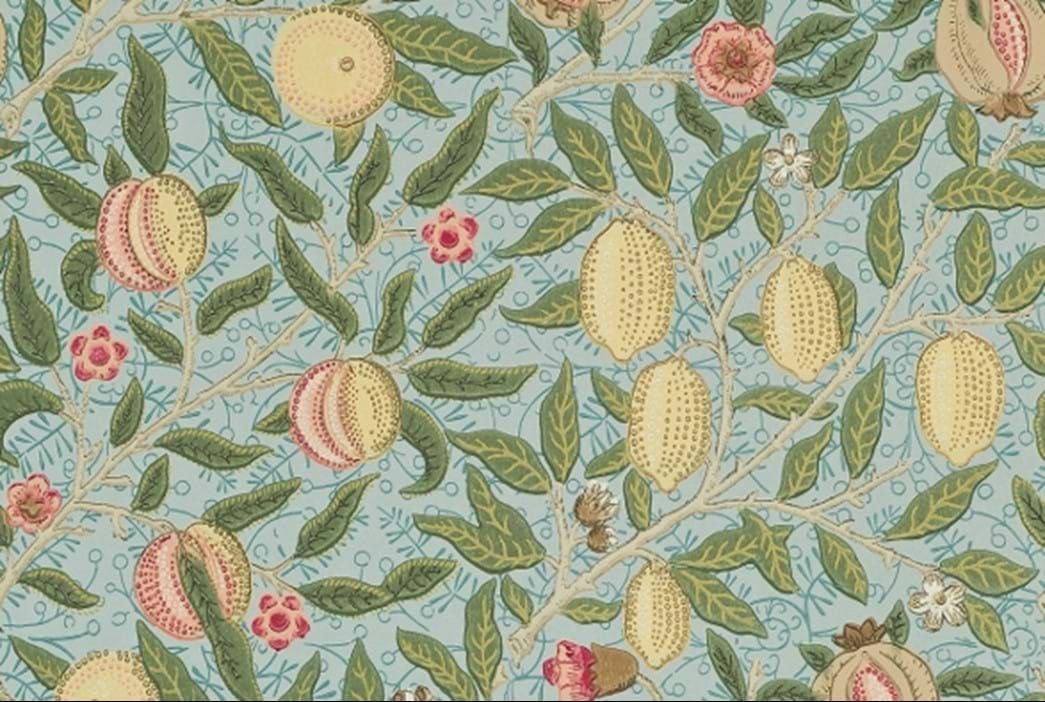 william morris_pimpernel