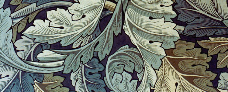 william morris_white