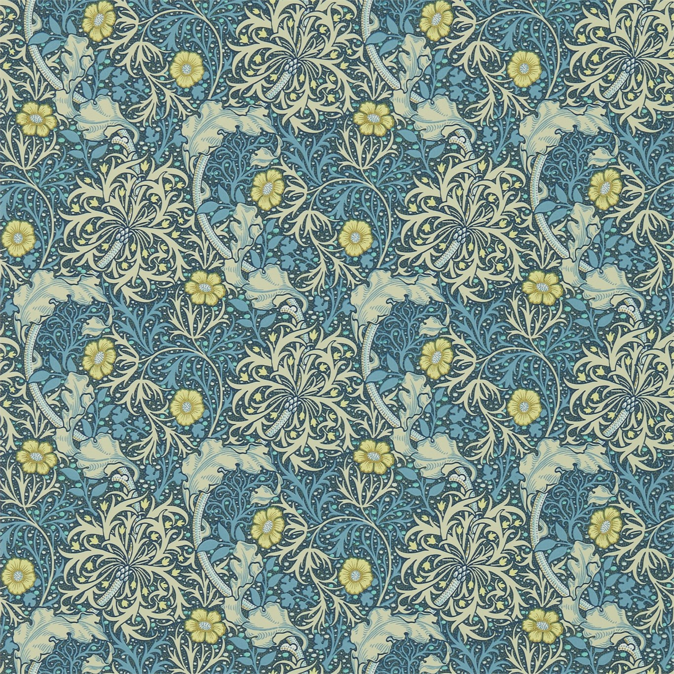 william morris_simple