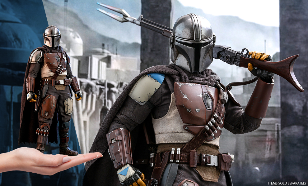 the mandalorian_first order