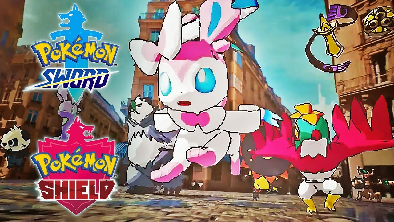 pokemon sword and shield_version exclusive
