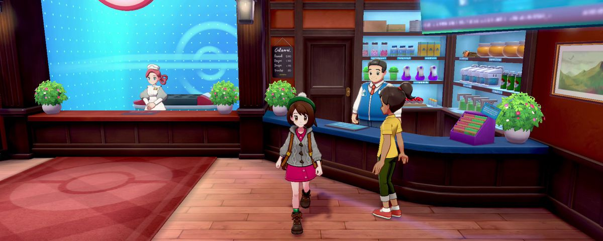 pokemon sword and shield_mythical
