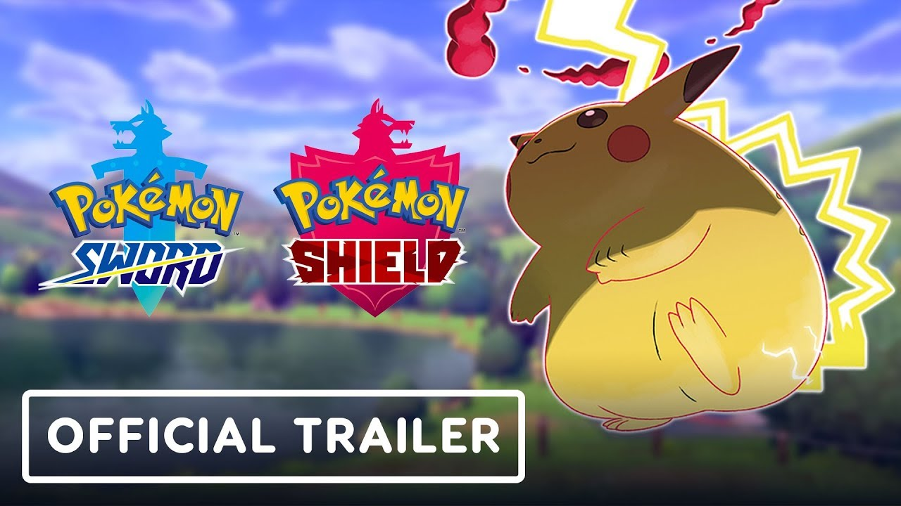 pokemon sword and shield_anime scenery