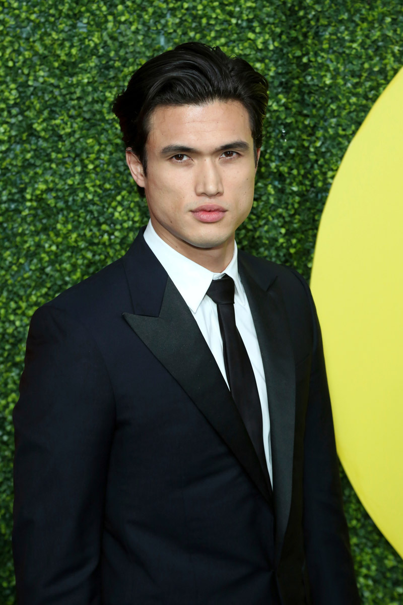 Charles Melton_clothes