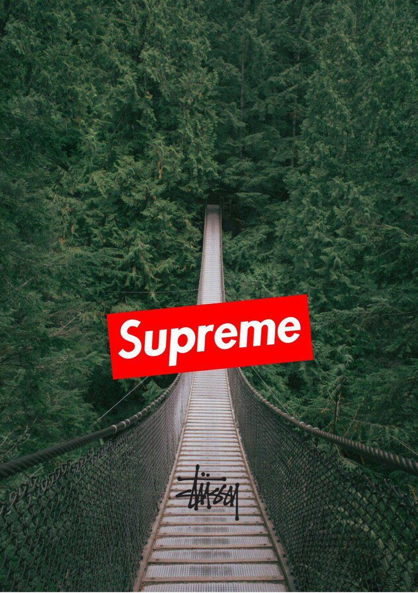 Cartoon Supreme Wallpaper Iphone 2020 Lit It Up